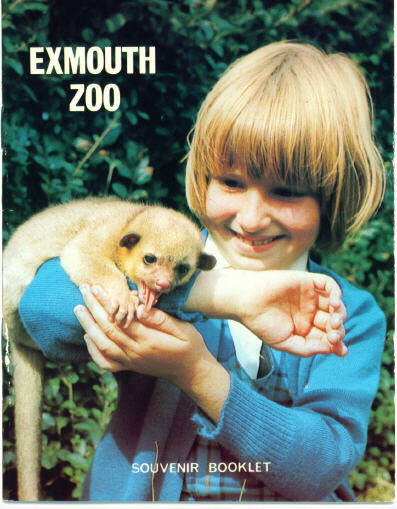 Exmouth Zoo Guide 1977