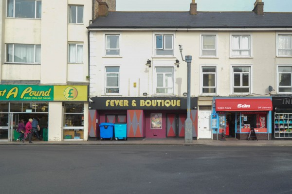 Fever and Boutique, previously the Forum Cinema