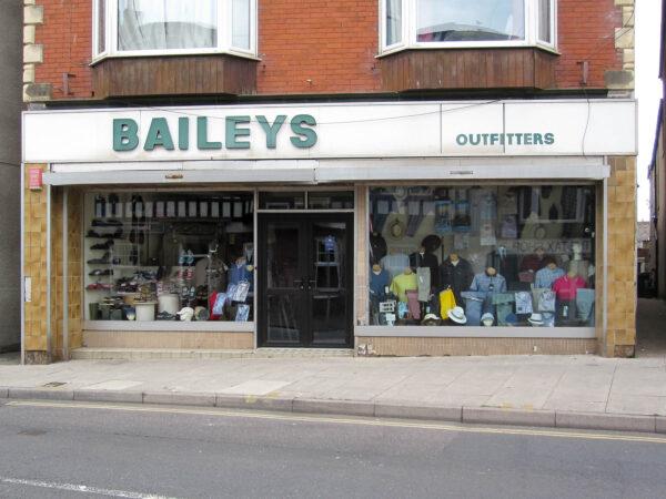 Baileys Exmouth