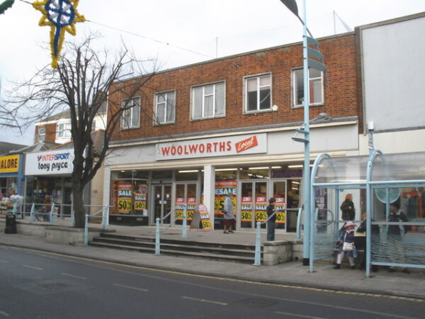 Woolworths Exmouth